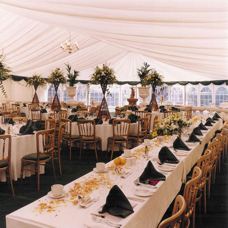 Elegant Marquees team of specialists