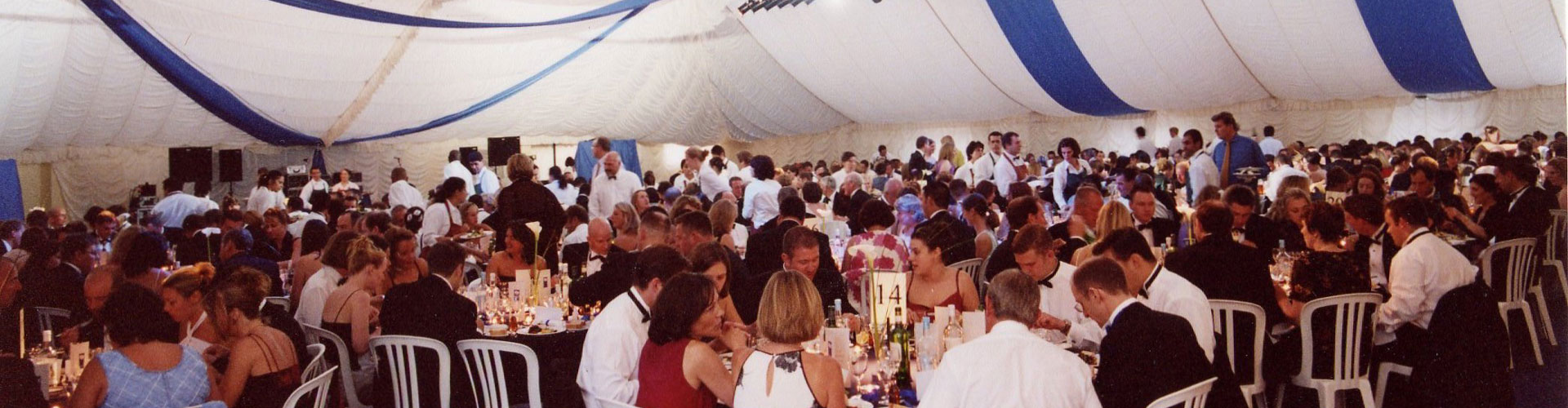 gloucestershire in-house marquee from elegant marquees nailsworth